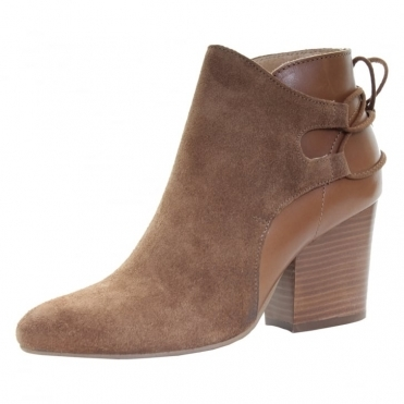 HUDSON LONDON Minka Suede Womens Boot