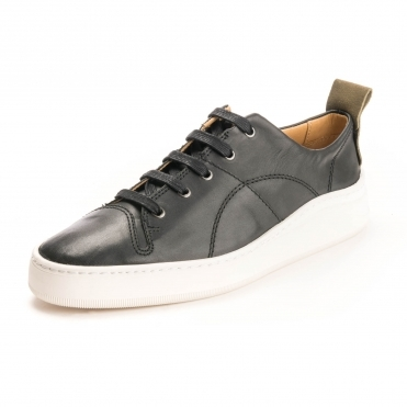 HUDSON LONDON Oyama Calf Mens Trainer