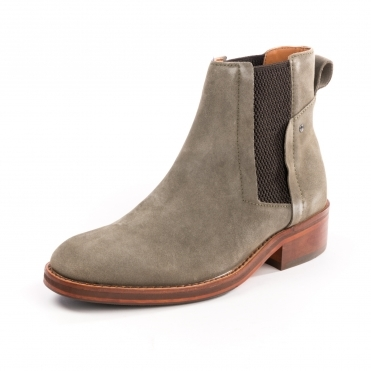 HUDSON LONDON Rodney Suede Womens Boot