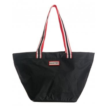 Hunter Original Light Weight Rubberised Tote Bag