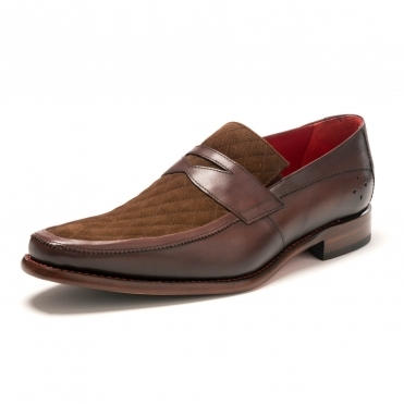 Jeffery Weat Melly Dance Loafer Crust
