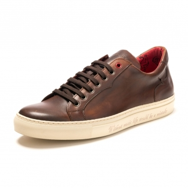 Jeffery West Apolo Trainer Toledo Castano Mens Shoe