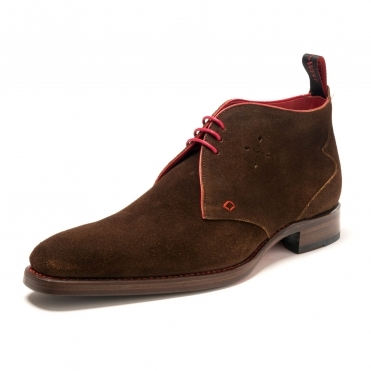 Jeffery West Dexter Masuka Mens Chukka Boot