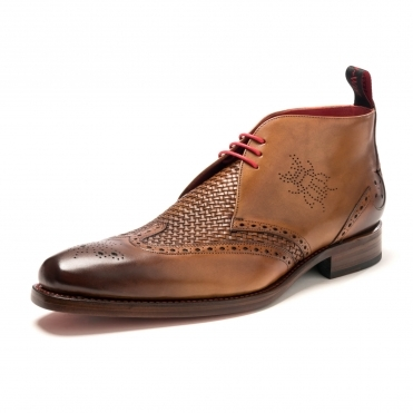 Jeffery West Dexter Prado Chukka Crust