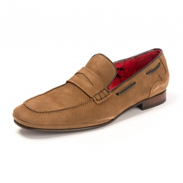 Jeffery West KO92 Martini Rhum Velour Suede