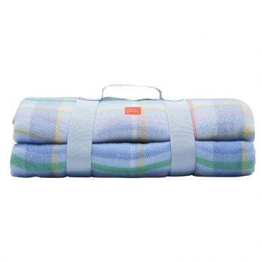 Joules Acrylic Woven Blanket S/S 19