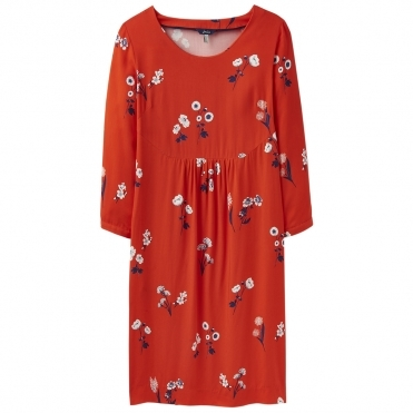 Joules Alison Womens Long Sleeve Woven Dress S/S 19