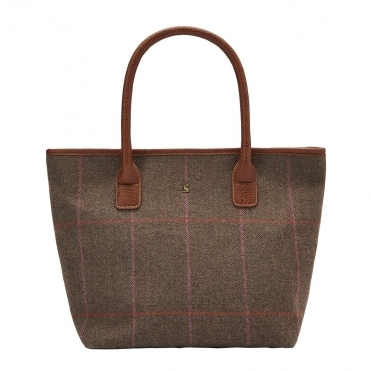 Joules Carey Tweed Womens Grab Bag S/S 19