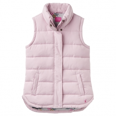 Joules Eastleigh Padded Womens Gilet (Z)