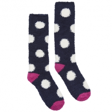 Joules Fabulously Fluffy Womens Socks S/S 19