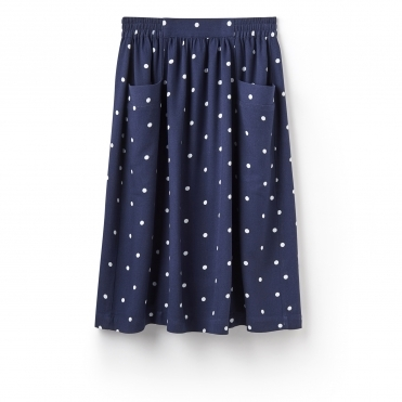 Joules Frencine Pique Womens Skirt (Y)