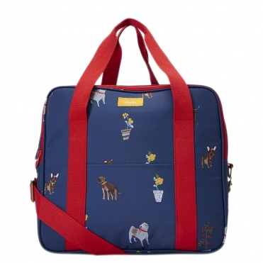 Joules Fully Insulated Printed Cool Bag S/S 19