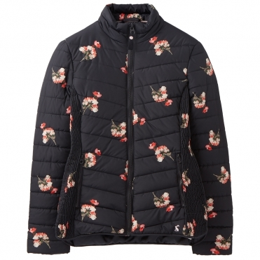 Joules Harrogate Print Womens Padded Jacket A/W 19