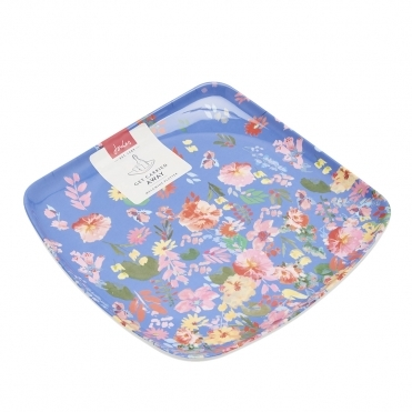 Joules Melamine Printed Platter Tray S/S 19