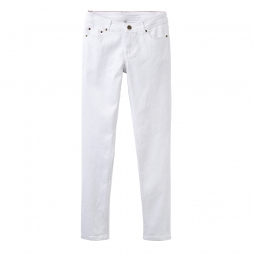 Joules Monroe Skinny Stretched Womens Jeans (Y)