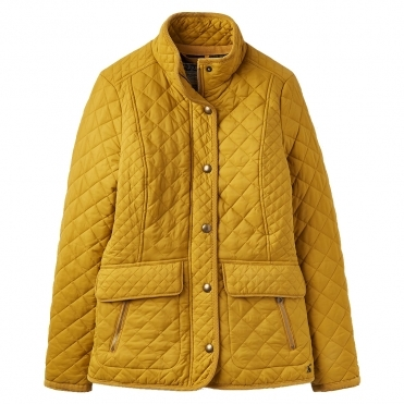 Joules Newdale Womens Quilted Coat