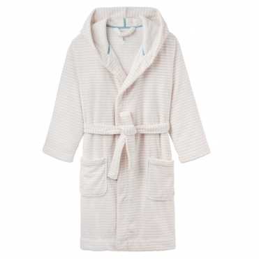 Joules Rita Womens Fluffy Dressing Gown S/S 19