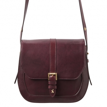 Joules Saddle Womens Leather Bag S/S 19