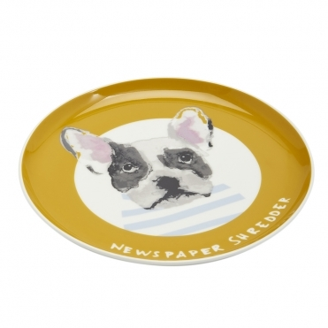 Joules Single Porcelain Printed Side Plate S/S 19