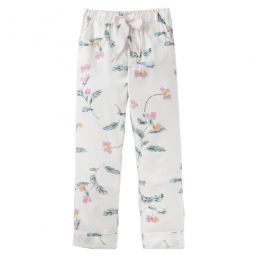 Joules Snooze Womens Woven Pyjama Bottoms S/S 19