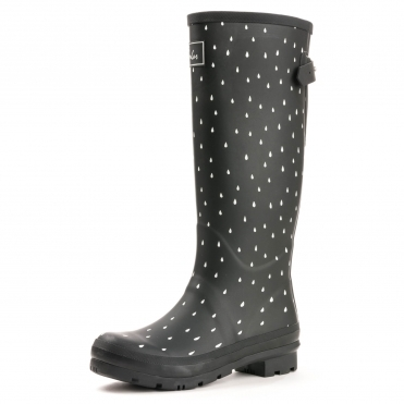 Joules Wellyprint Printed Womens Welly (Y)