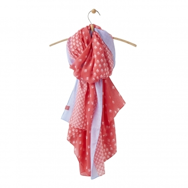 Joules Wensley Longline Woven Scarf (Y)
