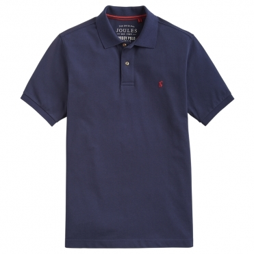Joules Woody Mens Classic Fit Polo S/S 19
