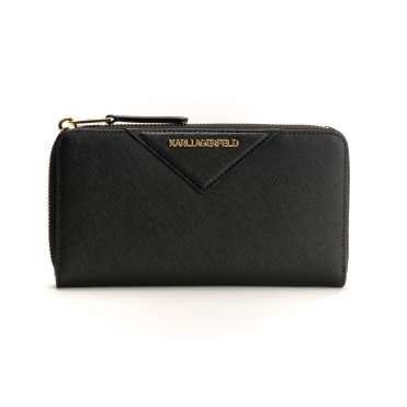 K/Klassik Zip Around Wallet