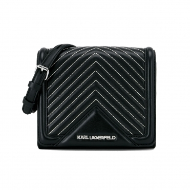 Karl Lagerfeld K/Klassik Quilted Small Womens Crossbody Bag
