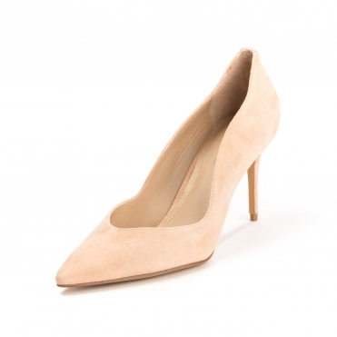 Kendall + Kylie Brianna Apricot Womens Court Heels