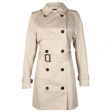 LA Prep The Perfect Ladies Trench Coat