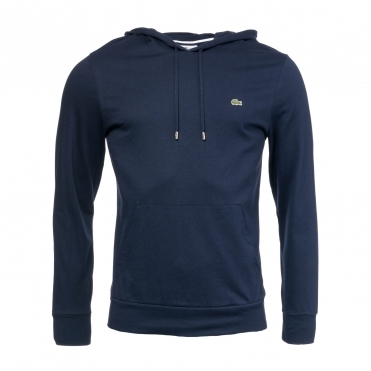 Lacoste Mens Hooded Logo Lop TH9349-00
