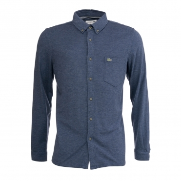 Lacoste Mens Long Sleeve Shirt CH5843-00