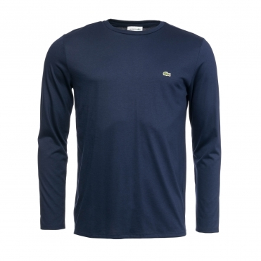 Lacoste Mens Long Sleeve T-Shirt TH6712-00