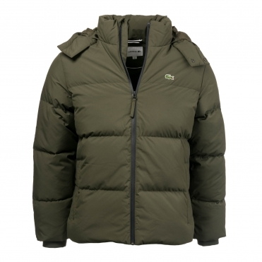Lacoste Mens Puffer Jacket BH9358-00