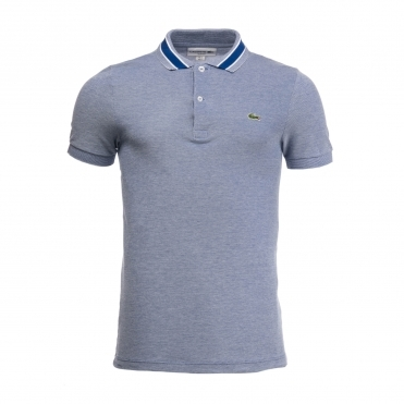 Lacoste Mens Short Sleeve Polo Shirt PH4251-00