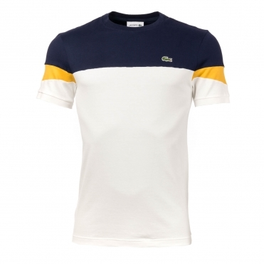 Lacoste Mens T-Shirt TH9377-00