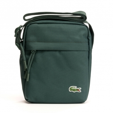 Lacoste Mens Vertical Camera Bag NH2102NE