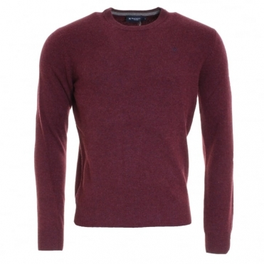 Lightweight Mens Crew Neck Jumper (AW16)