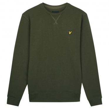 Lyle & Scott Crew Neck Mens Sweatshirt ML424VTR
