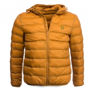 Lyle & Scott Lightweight Mens Puffer Jacket
