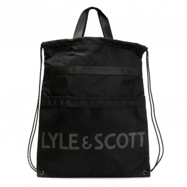 Lyle & Scott Mens Gym Sack
