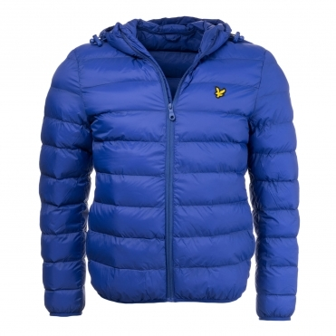 Lyle & Scott Mens Lightweight Puffer Jacket