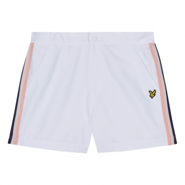 Lyle & Scott Side Stripe Mens Swimshorts
