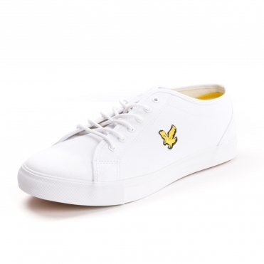 Lyle & Scott Teviot Canvas Mens Plimsolls