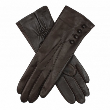 Natalie Touchscreen Technology Ladies Classic Leather Gloves