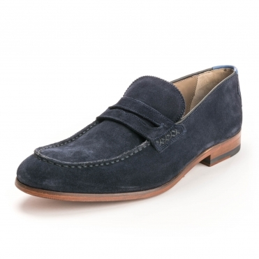 Oliver Sweeney Longbridge Mens Suede Loafer