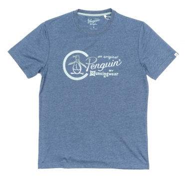 Original Penguin Gradient Flock Combo Mens T-Shirt