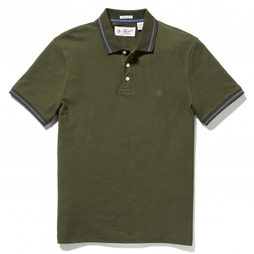 Original Penguin Short sleeve Tipped Mens Polo Shirt