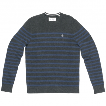 Original Penguin Supima Cotton Breton Mens Top